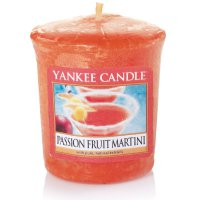 Yankee Candle Duftkerze Passion Fruit Martini - Votivkerze