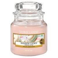 Yankee Candle Duftkerze Rainbow Cookie 104g