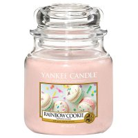 Yankee Candle Duftkerze Rainbow Cookie 411g