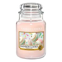 Yankee Candle Duftkerze Rainbow Cookie 623g