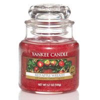 Yankee Candle Duftkerze Red Apple Wreath 104g