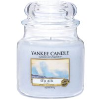Yankee Candle Duftkerze Sea Air 411g
