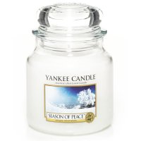 Yankee Candle Duftkerze Season of Peace 411g