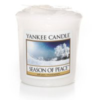 Yankee Candle Duftkerze Season of Peace - Votivkerze