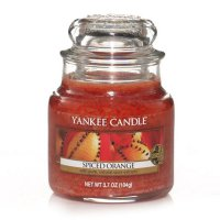 Yankee Candle Duftkerze Spiced Orange 104g