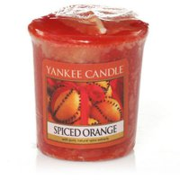 Yankee Candle Duftkerze Spiced Orange - Votivkerze