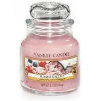 Yankee Candle Duftkerze Summer Scoop 104g