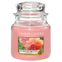 Yankee Candle Duft Sun-Drenched Apricot Rose 411g