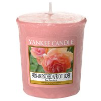 Yankee Candle Sun-Drenched Apricot Rose - Votivkerze