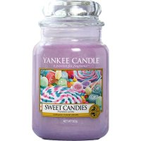 Yankee Candle Duftkerze Sweet Candies 623g