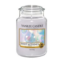 Yankee Candle Duftkerze Sweet Nothings 623g