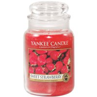 Yankee Candle Duftkerze Sweet Strawberry 623g