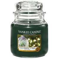 Yankee Candle Duftkerze The Perfect Tree 411g