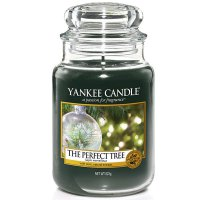 Yankee Candle Duftkerze The Perfect Tree 623g