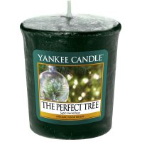 Yankee Candle Duftkerze The Perfect Tree - Votivkerze