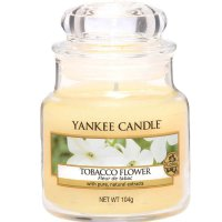 Yankee Candle Duftkerze Tobacco Flower 104g