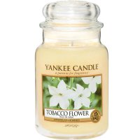 Yankee Candle Duftkerze Tobacco Flower 623g