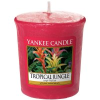 Yankee Candle Duftkerze Tropical Jungle - Votivkerze