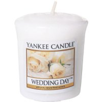 Yankee Candle Duftkerze Wedding Day - Votivkerze