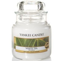 Yankee Candle Duftkerze White Tea 104g
