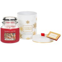 Yankee Candle Home For The Holidays 411g in Geschenkbox