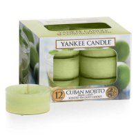 Yankee Candle Teelichter Cuban Mojito - 12er Pack