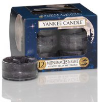 Yankee Candle Teelichter Midsummer Night - 12er Pack