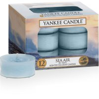 Yankee Candle Teelichter Sea Air - 12er Pack