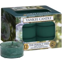 Yankee Candle Teelichter The Perfect Tree - 12er Pack