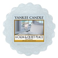 Yankee Candle Wax Melts - A Calm & Quiet Place -...
