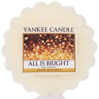 Yankee Candle Wax Melts - All is Bright - Duftwachs