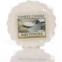 Yankee Candle Wax Melts - Baby Powder - Duftwachs
