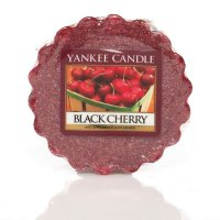 Yankee Candle Wax Melts - Black Cherry - Duftwachs