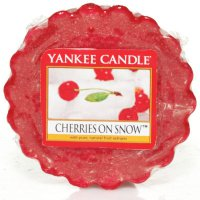 Yankee Candle Wax Melts - Cherries on Snow - Duftwachs