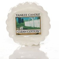 Yankee Candle Wax Melts - Clean Cotton - Duftwachs
