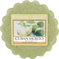 Yankee Candle Wax Melts Cuban Mojito - Duftwachs