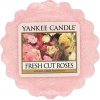 Yankee Candle Wax Melts - Fresh Cut Roses - Duftwachs
