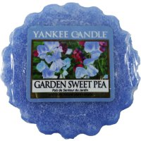 Yankee Candle Wax Melts - Garden Sweet Pea - Duftwachs