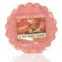 Yankee Candle Wax Melts - Home Sweet Home - Duftwachs