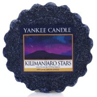 Yankee Candle Wax Melts - Kilimanjaro Stars - Duftwachs