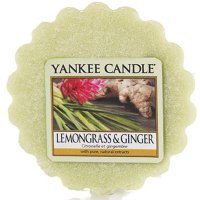 Yankee Candle Wax Melts - Lemongrass & Ginger - Duftwachs