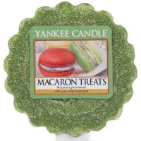 Yankee Candle Wax Melts - Macaron Treats - Duftwachs