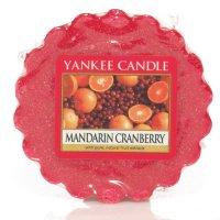 Yankee Candle Wax Melts - Mandarin Cranberry - Duftwachs