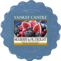 Yankee Candle Wax Melts - Mulberry & Fig Delight - Duftwachs
