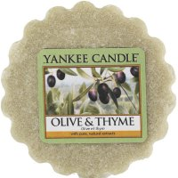 Yankee Candle Wax Melts - Olive & Thyme - Duftwachs