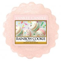 Yankee Candle Wax Melts - Rainbow Cookie - Duftwachs