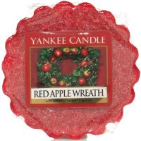 Yankee Candle Wax Melts - Red Apple Wreath - Duftwachs
