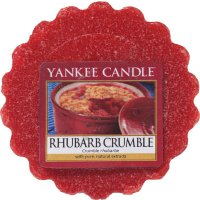Yankee Candle Wax Melts - Rhubarb Crumble - Duftwachs