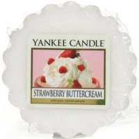 Yankee Candle Wax Melts - Strawberry Buttercream - Duftwachs