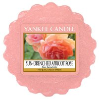 Yankee Candle - Sun-Drenched Apricot Rose - Duftwachs